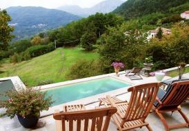 The Contented Tuscan - House in Guzzano, Nr. Bagni di Lucca