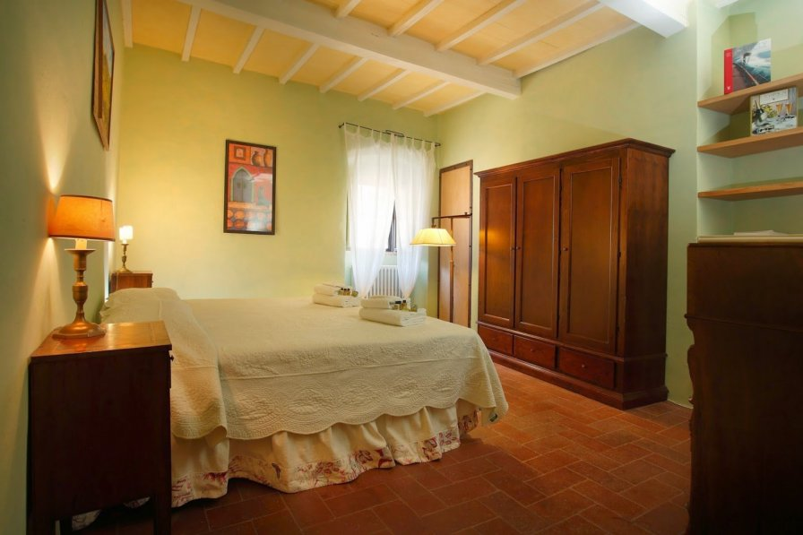 Apartment in Italy, Badia Coltibuono