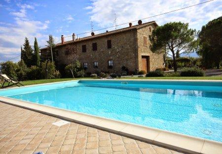 Apartment in Pienza, Italy
