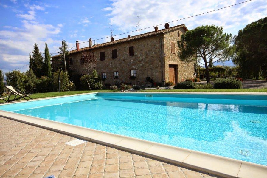 Apartment in Italy, Pienza