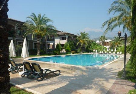 Villa in Camyuva, Turkey