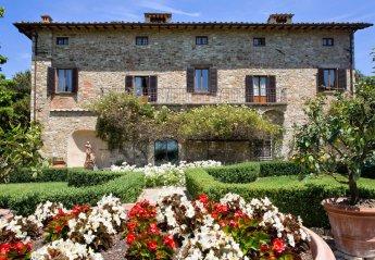 0 bedroom Villa for rent in Barberino Val d'Elsa