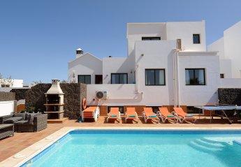 6 bedroom Villa for rent in Costa de Papagayo