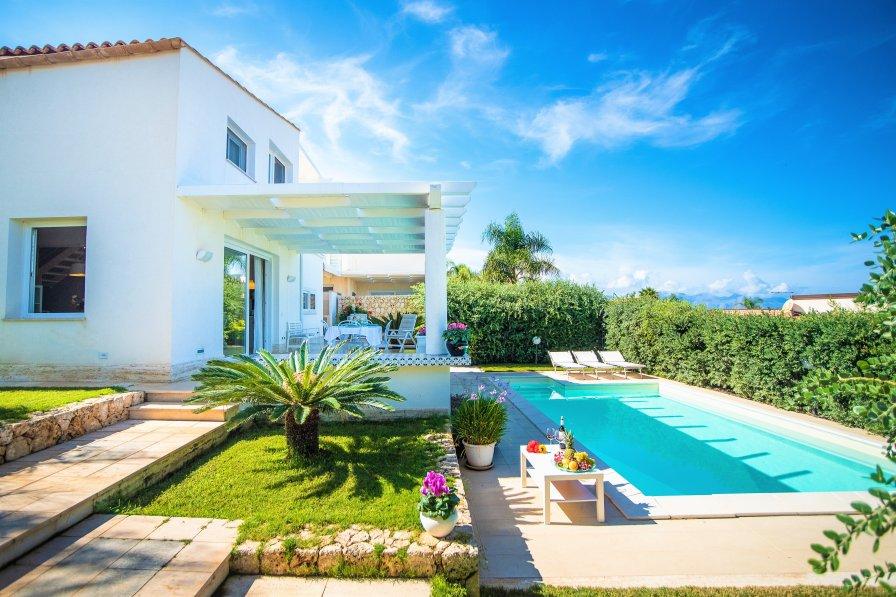 Villa in Italy, Alcamo