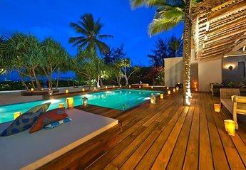 Villa in Tanzania, Jambiani: Casadamare_Zanzibar