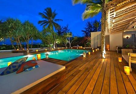 Villa in Jambiani, Tanzania: Casadamare_Zanzibar