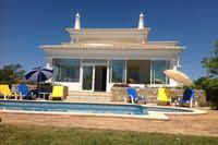 House in Portugal, Alvor: Front View