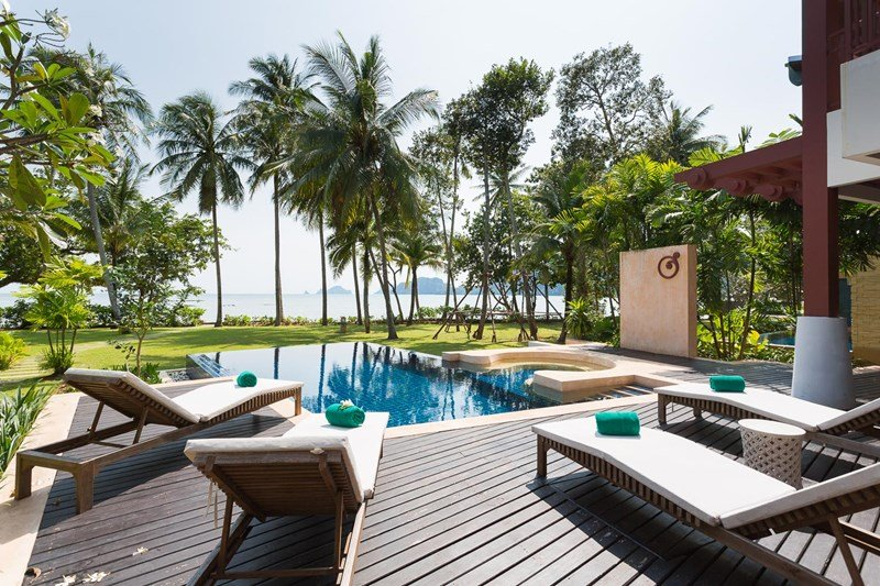 Krabi Luxury Beachfront Amatapura Pool Villa 12