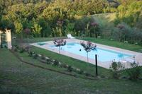 House in Italy, Montalcino