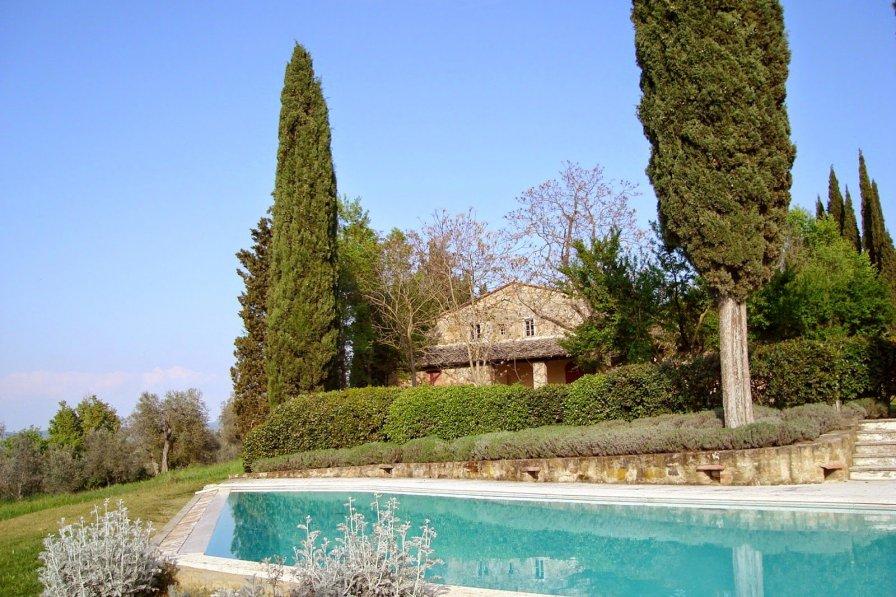 House in Italy, Tuscany