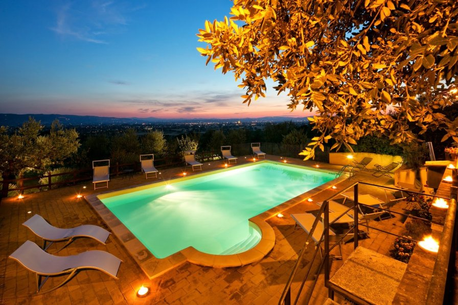 Villa in Italy, Assisi