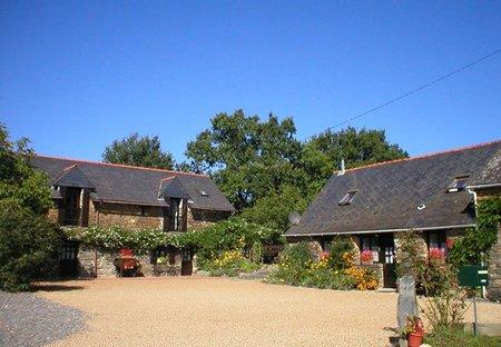 Cottage in Massérac, France