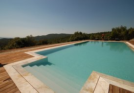 Villa Casenovole (Sleeps 10) - Siena, private villa and pool !