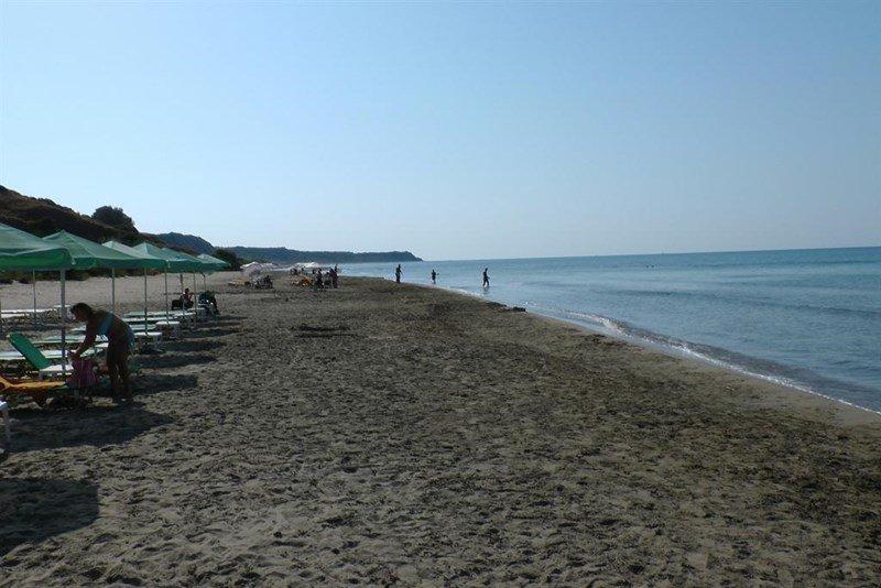 Villa in Greece, Skala: 'Turtle Beach'