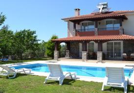 Absolute Stunning Mountain View Villa In Ovacik