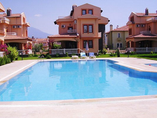 Villa in Turkey, Calis Beach: Villa Laurenta
