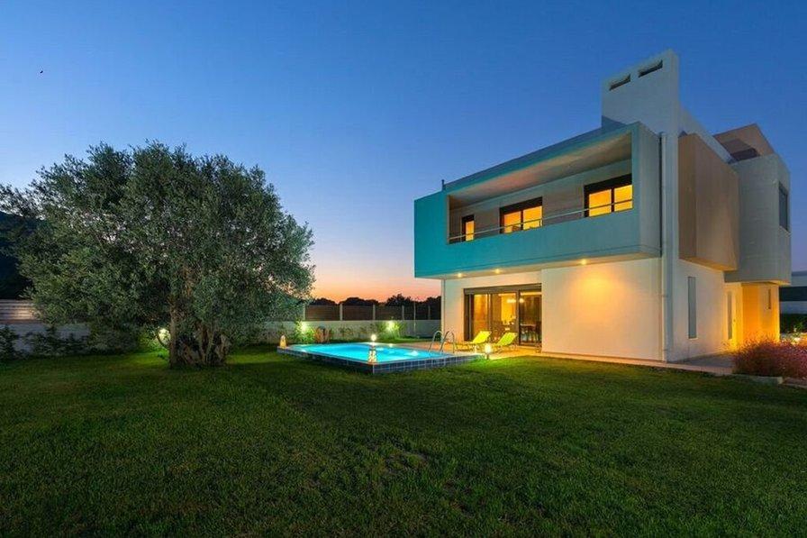 Filerimos Pool Villa