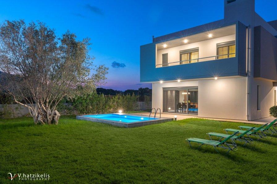 House in Greece, Ixia