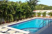 Villa in Thailand, PAK NAM PRAN: Pool & Garden