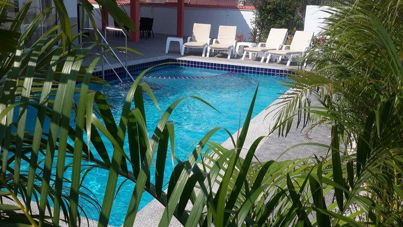 Villa in Thailand, PAK NAM PRAN: Pool