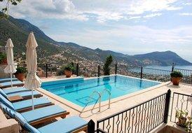 Villa Akbel Kalkan, Sleeps 19, with stunning sea views