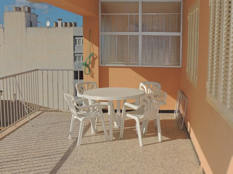 Apartment in Spain, Playa de Palma