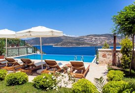 Villa Kisla Meltem, Luxurious villa with beautiful sea views