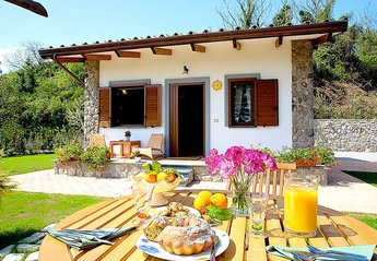 1 bedroom Cottage for rent in Massa Lubrense