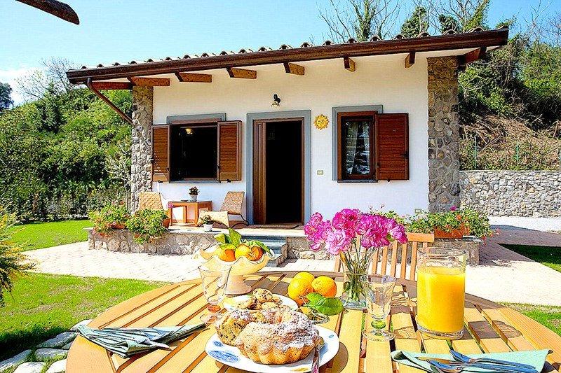 Cottage in Italy, Massa Lubrense