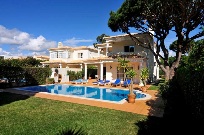 Villa in Portugal, Vilamoura