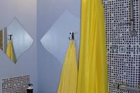 Studio_apartment in Spain, Comares: Lovely Mosaic Shower At Vine Ridge Retreats