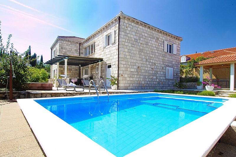 Villa in Croatia, Dubrovnik Riviera