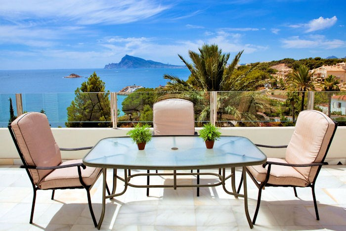 Villa in Spain, Altea