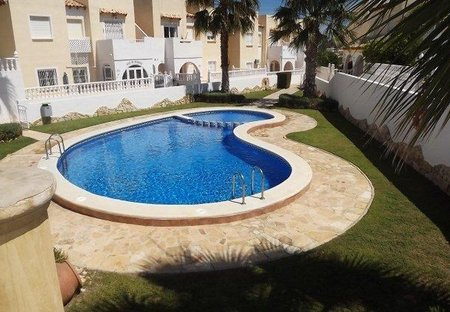 House in Las Filipinas, Spain: Pool Area