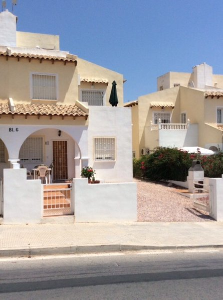 House in Spain, Las Filipinas
