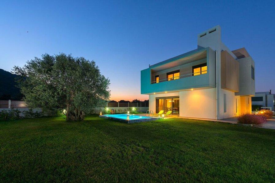 Villa in Greece, Ialyssos