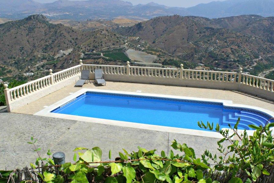 Villa in Spain, Comares