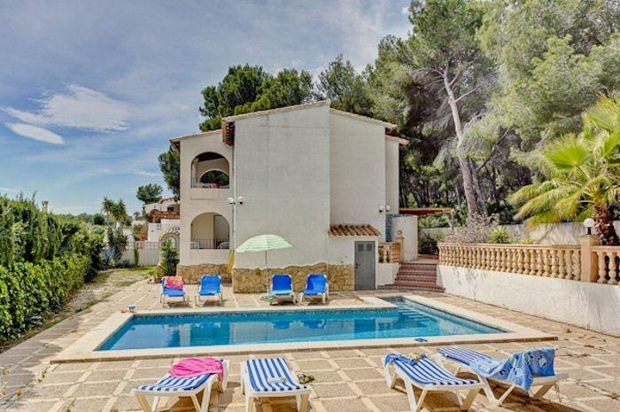 Owners abroad Villa Polaris