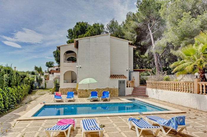 Villa in Spain, Teulada