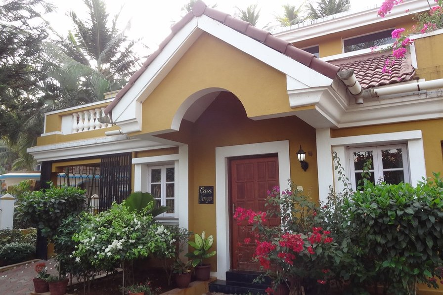 House in India, Betalbatim