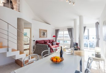 Duplex Apartment in Spain, Puerto de Pollença
