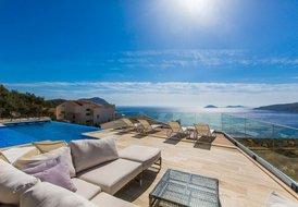 Villa Bicimili, Luxurious villa with beautiful sea views