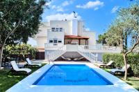 Villa in Greece, Ixia: Villa Small Paradise