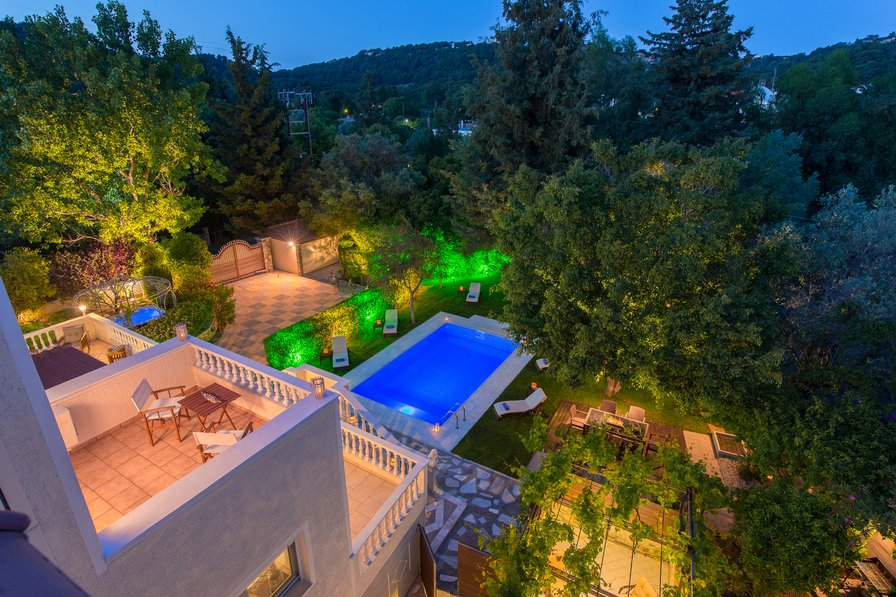Villa in Greece, Ixia