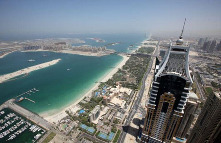 Apartment in United Arab Emirates, Dubai Marina