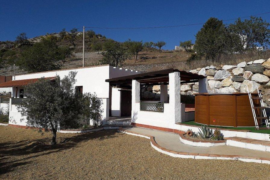 Cottage in Spain, Lubrín