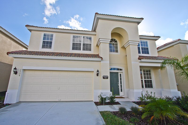 Villa To Rent In Windsor Hills Florida With Private Pool
