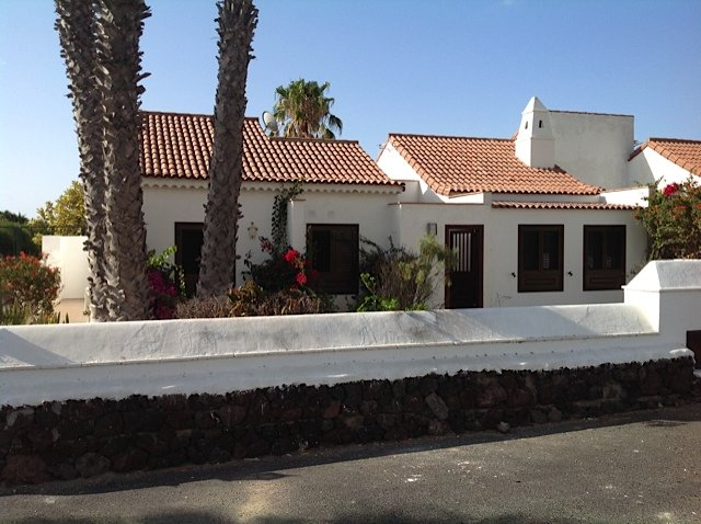 Owners abroad Fairway Village, Golf Del Sur - 3 bed villa - private heated pool