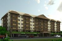 Apartment in Philippines, Davao City: This is the Camella Northpoint - Birmignham Tower - Front View