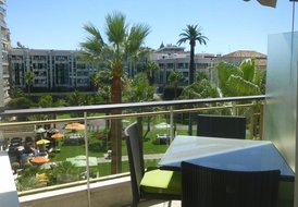 Cannes Grand Hotel Luxurious Two Bedrooms Apartment